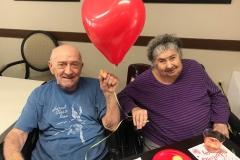 Residents-celebrating-Valentines-Day